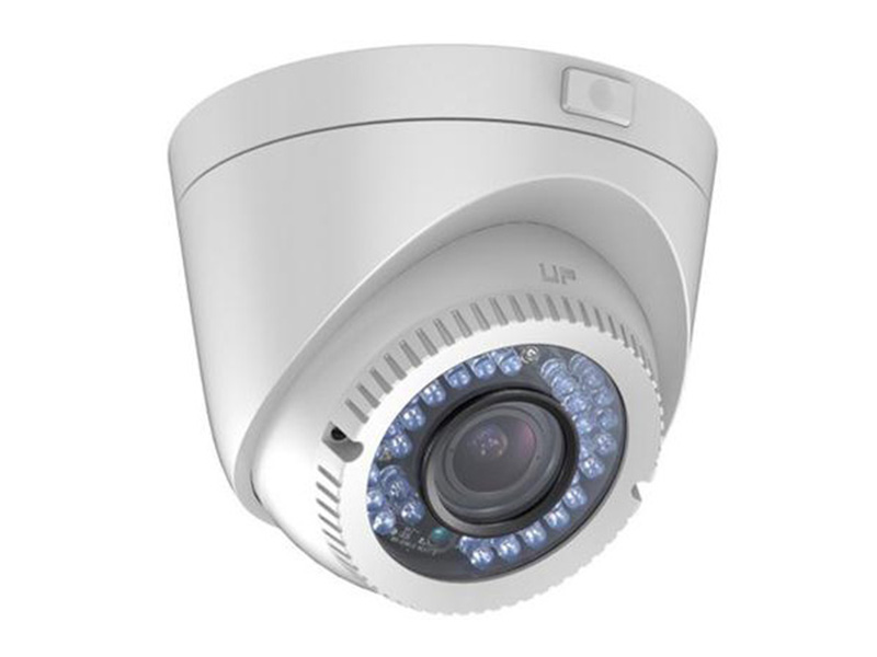 Hikvision DS 2CE56D5T IR3Z AHD Dome Kamera