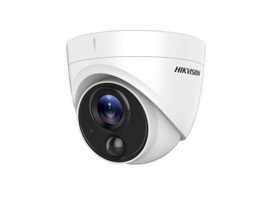 Hikvision DS 2CE71H0T PIRLPO AHD Turret Kamera