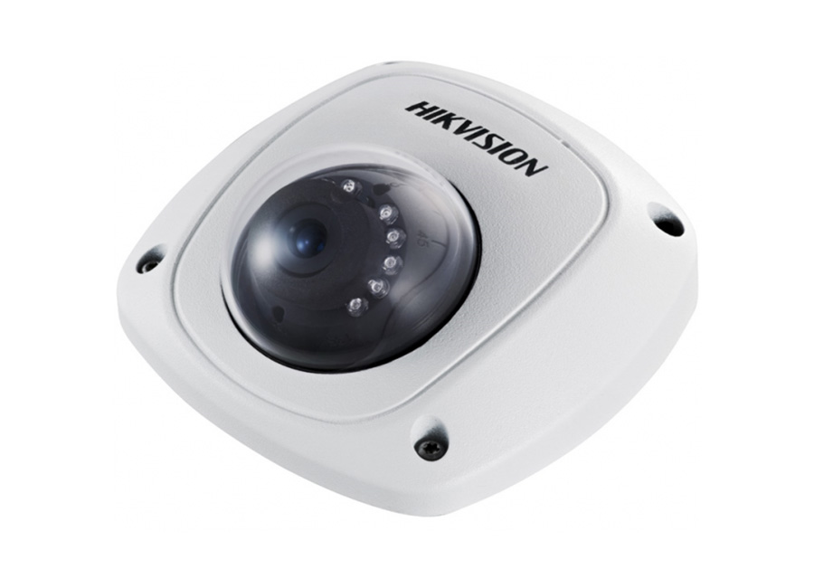 Hikvision DS 2CS54D7T IRS HD TVI Dome Kamera