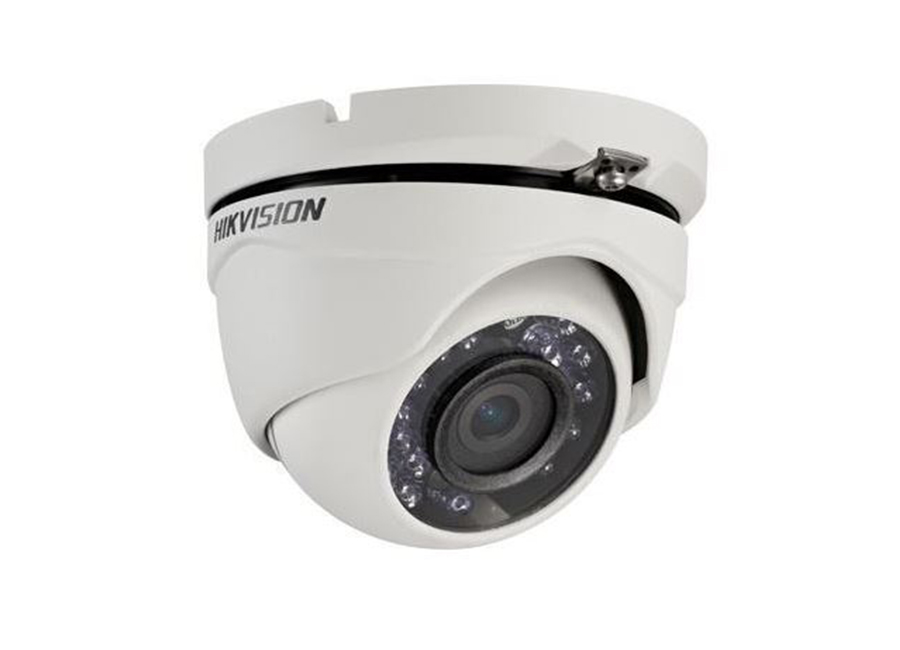 Hikvision DS 2CE56C0T IRM AHD IR Turret Kamera