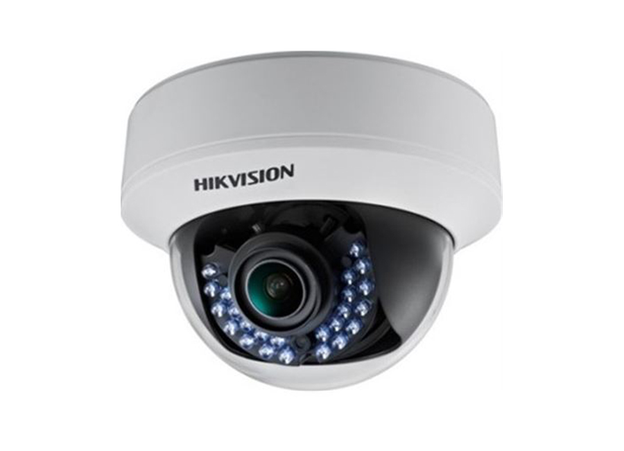 Hikvision DS 2CE56C0T VFIRF AHD Dome Kamera