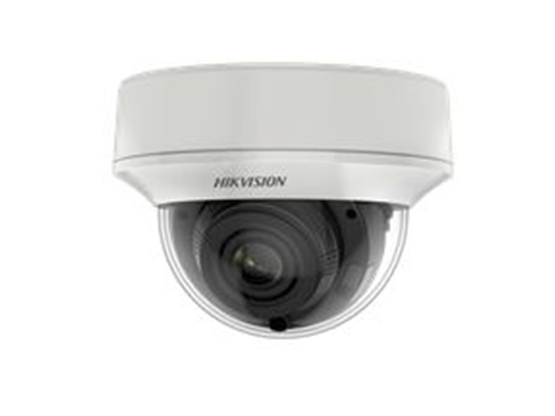 Hikvision DS 2CE5AH8T (A)VPIT3ZF AHD Dome Kamera