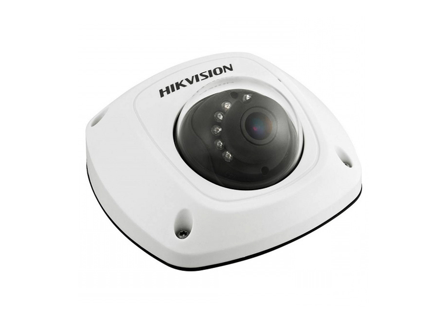 Hikvision DS 2CS54A1N IRS AHD Dome Kamera