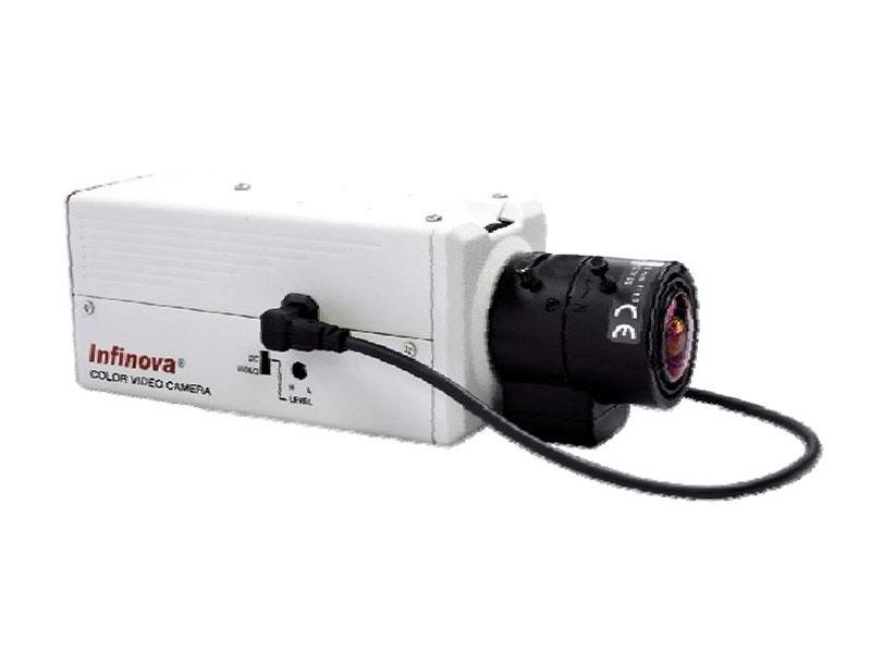 Infinova V5112 A2 Analog Box Kamera