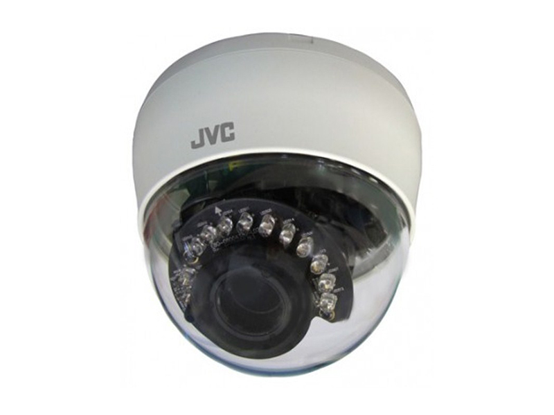 JVC TK T2101RE Analog Mini Dome Kamera