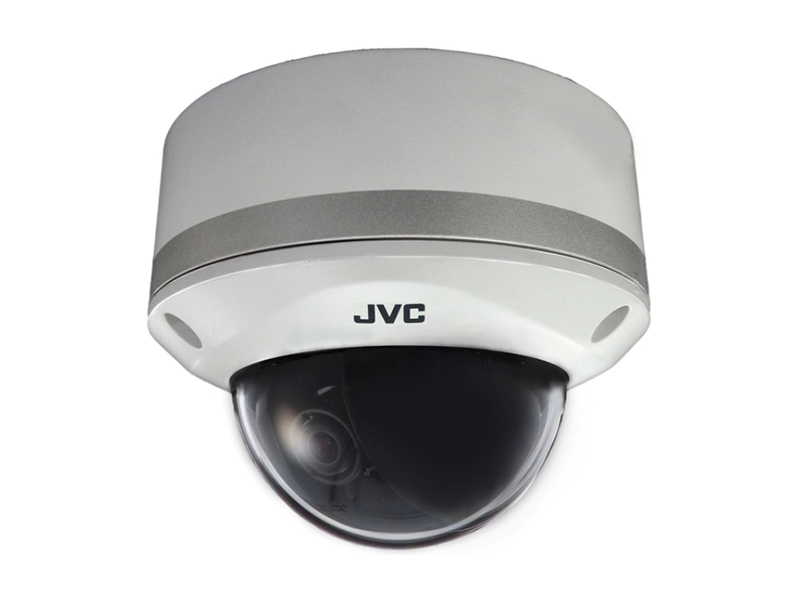 JVC TK C2201WPE Analog Mini Dome Kamera