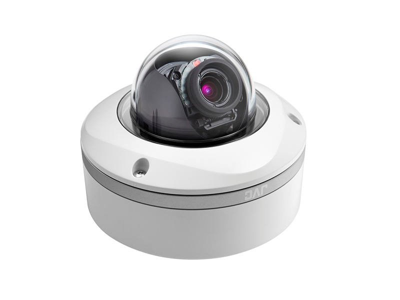 JVC TK C2301WPRU Analog Dome Kamera