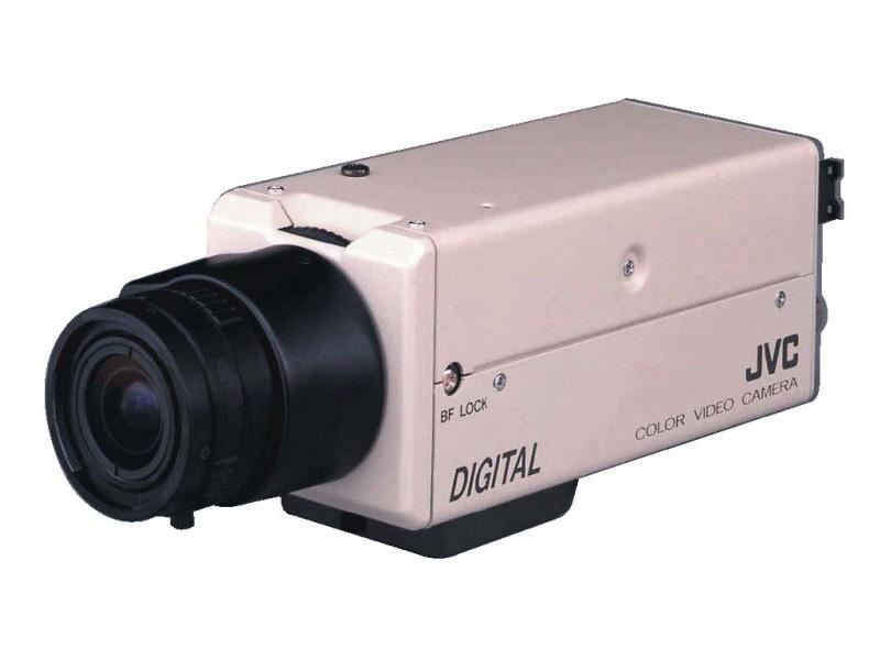 JVC TK C750U Analog Box Kamera