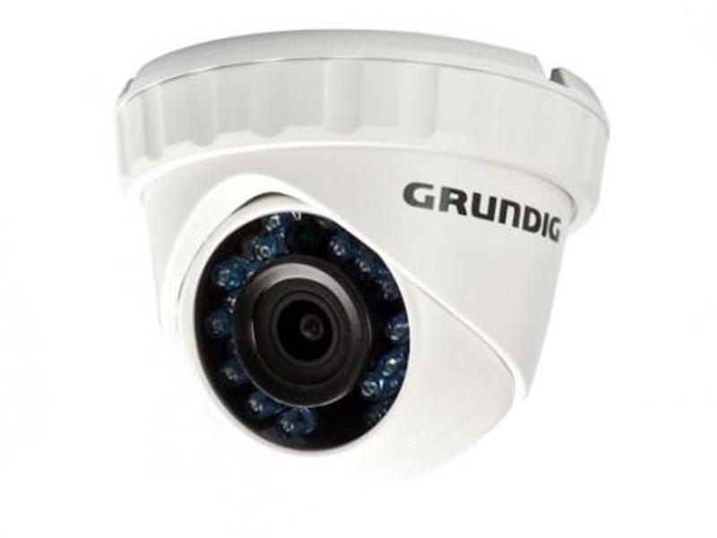 Grundig GCT K0123E HD TVI Dome Kamera