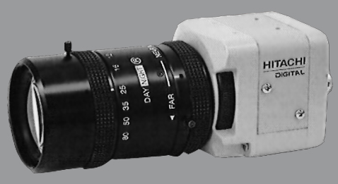KP D5010-P Kamera