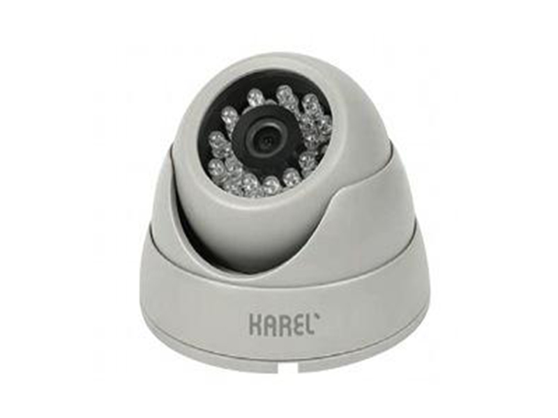Karel CKD134 A42 Analog Dome Kamera