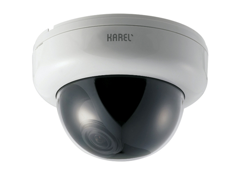 Karel CKD520 A65 Analog Dome Kamera