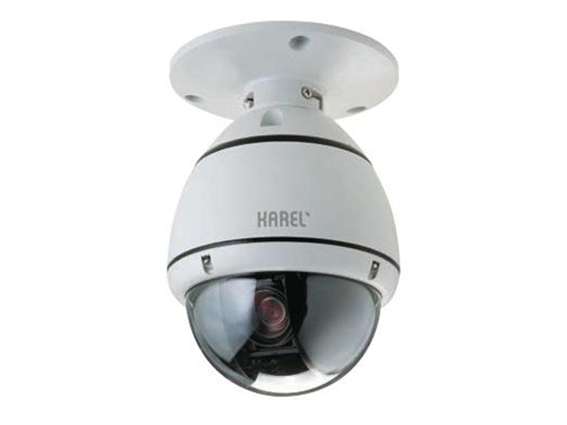Karel CKS123 A60 Analog Speed Dome Kamera