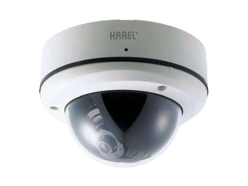 Karel CKV120 A60 Analog Dome Kamera