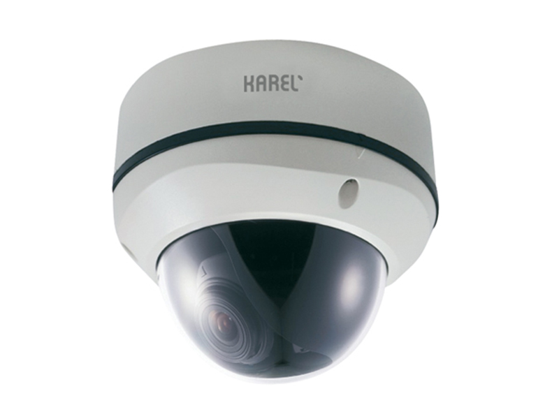 Karel CKV120 A65 Analog Dome Kamera