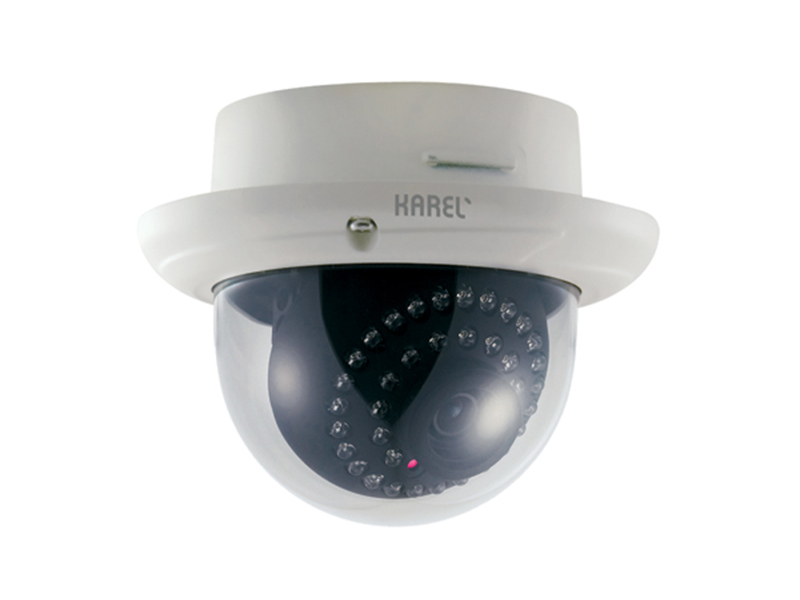 Karel CKV820 A60 Analog Dome Kamera