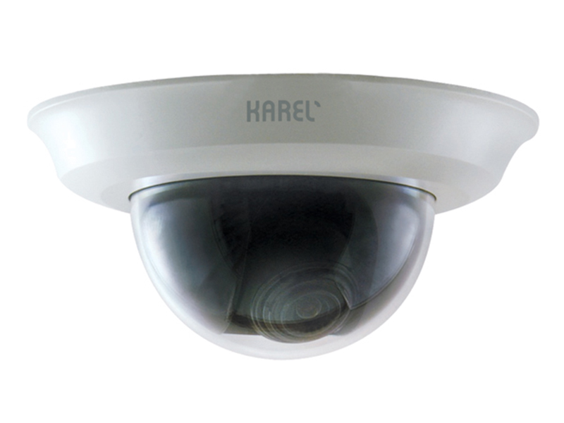 Karel CKD120 A65C Analog Dome Kamera