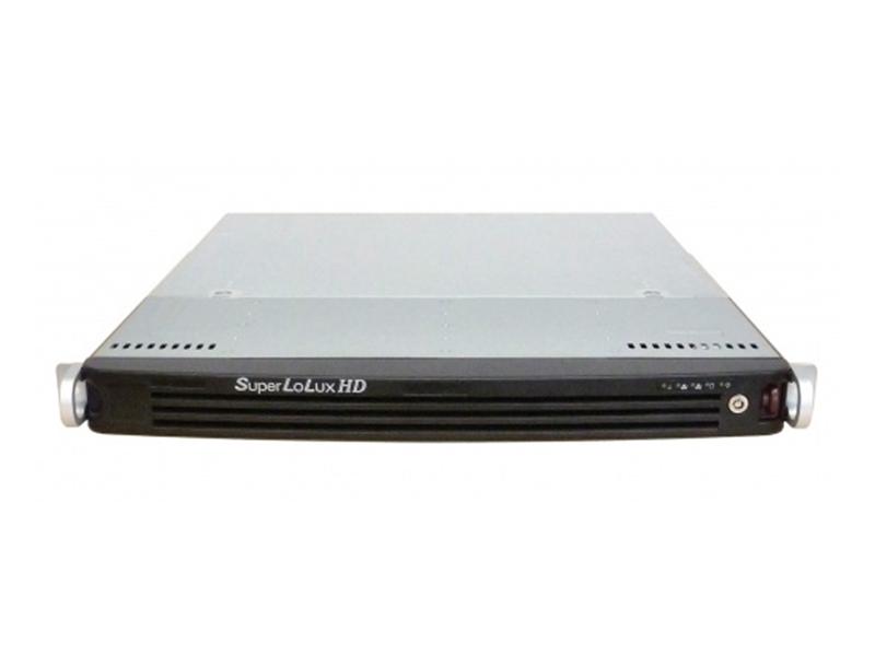 JVC Super LoLux HD NVR 1U NVR Kayıt Cihazı