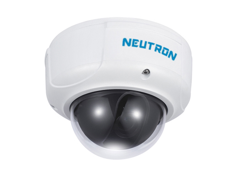 Neutron CA D480BP Analog Dome Kamera