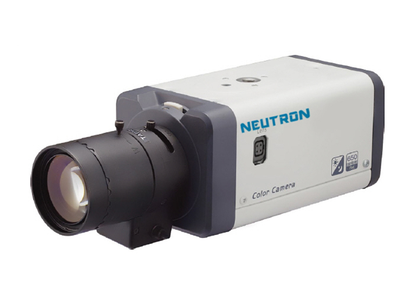 Neutron CA F781EP A Analog Box Kamera