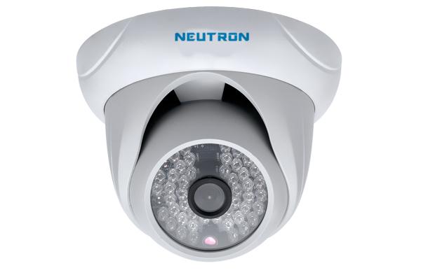 Neutron CA-DW460CN Analog Dome Kamera
