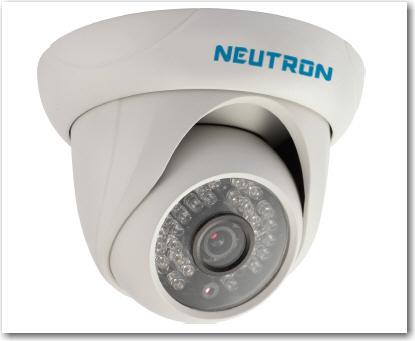 Neutron CA-DW480CP Analog Dome Kamera