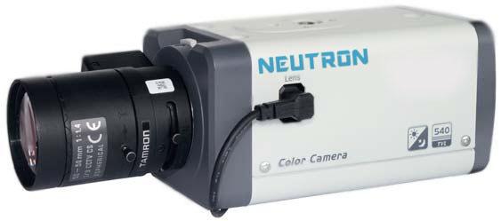 Neutron CA-F561CN-A Analog Box Kamera