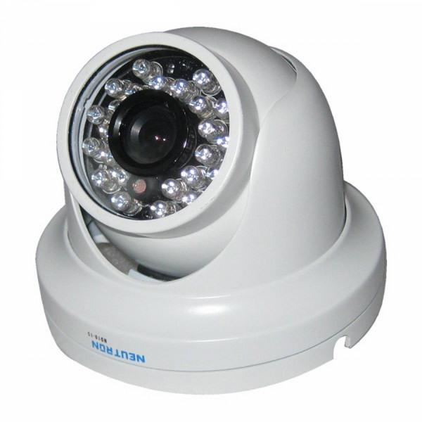 Neutron ND10-15 Analog Dome Kamera