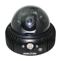 Neutron ND13-29AR Analog Dome Kamera