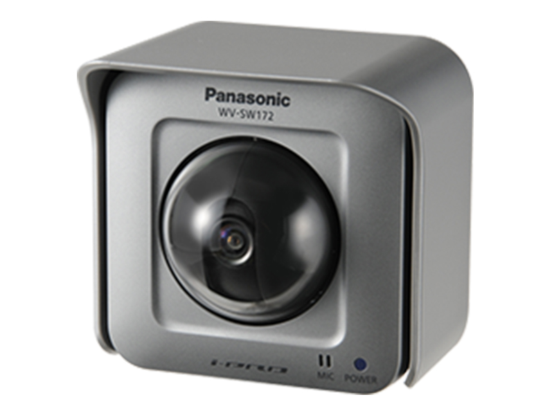 Panasonic WV SW174W IP HD Speed Dome Kamera
