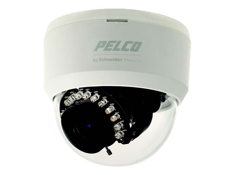 Pelco FD1 IRV9 4X Analog Dome Kamera