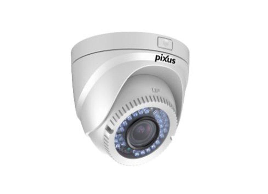 Pixus PLD OWT1T0DV HD TVI Mini Dome Kamera