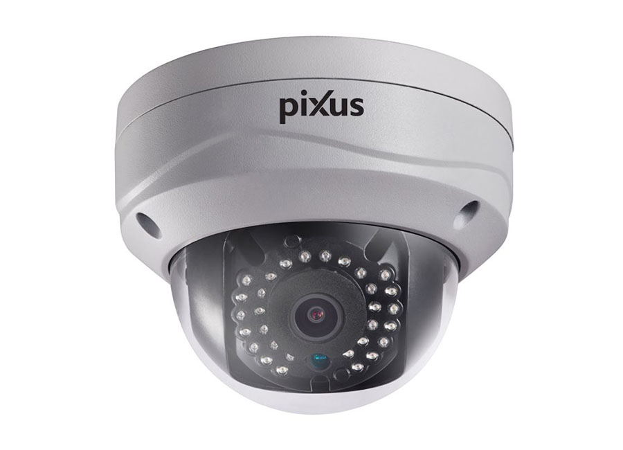 Pixus PXD IR6000VF IR Dome Kamera