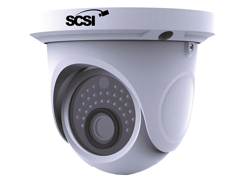 SCSI SDT T1000R HD TVI Dome Kamera