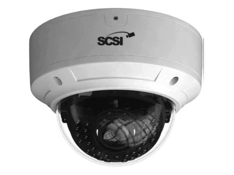 SCSI SDT T2003VR HD TVI Dome Kamera