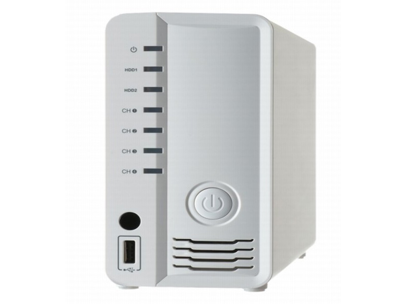 SEEnergy SVR 204 NVR Kayıt Cihazı