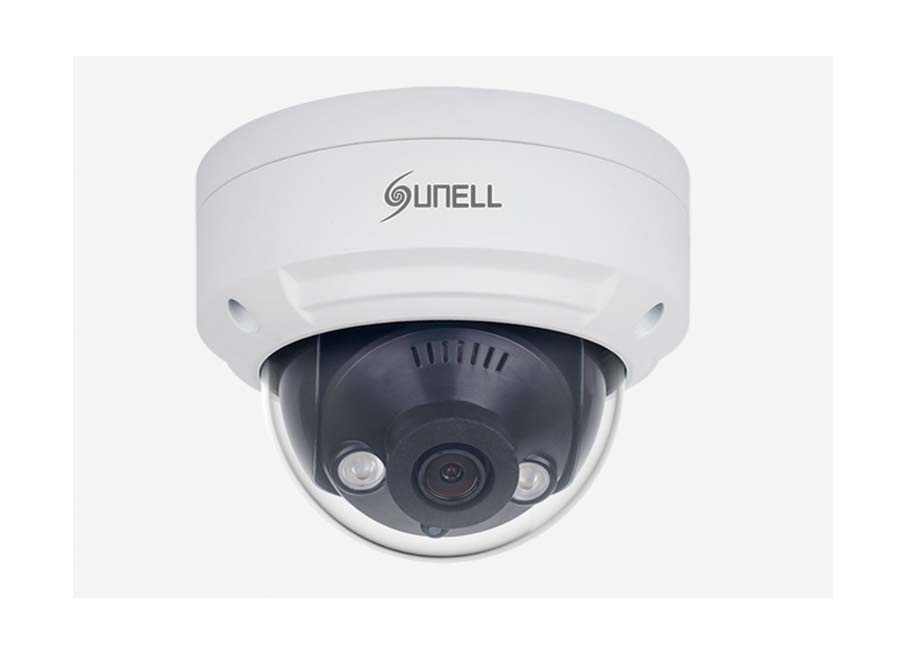 Sunell SN D1304EF AB3 AHD Dome Kamera