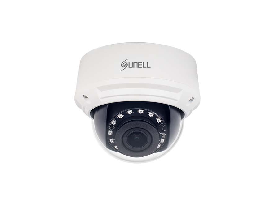 Sunell SN D1308EE AZ3 AHD Dome Kamera