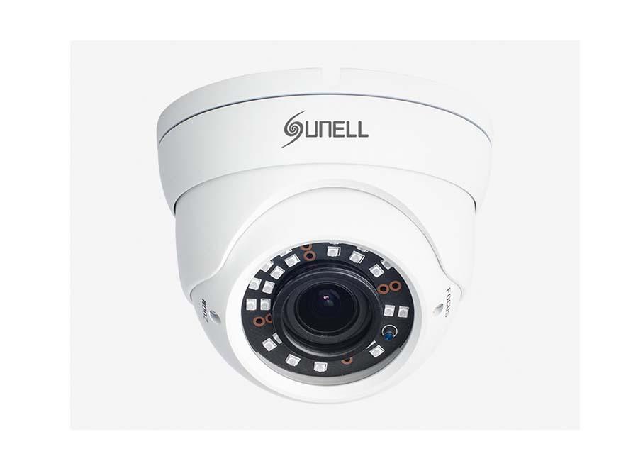 Sunell SN E1302F BB3 AHD Dome Kamera