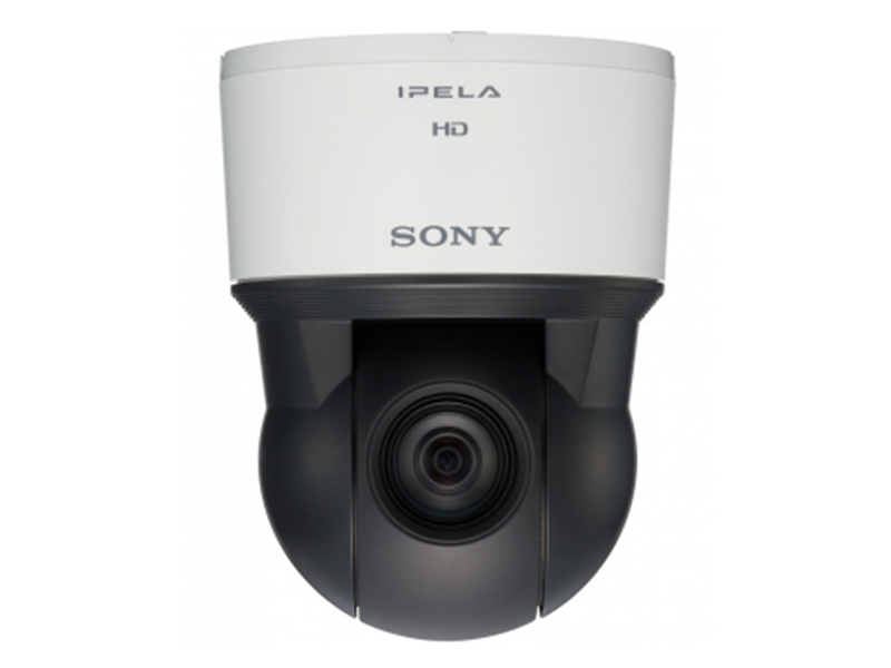 Sony SNC EP550 IP HD Speed Dome Kamera