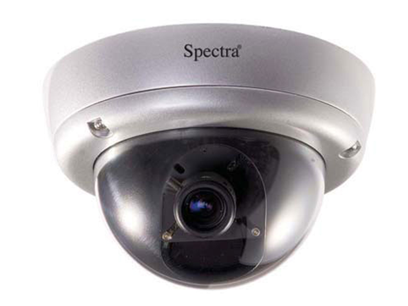 Spectra SP 2CC592P FB Analog Dome Kamera