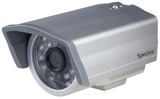Spectra SP-2CC102P-IR3 Analog Box Kamera