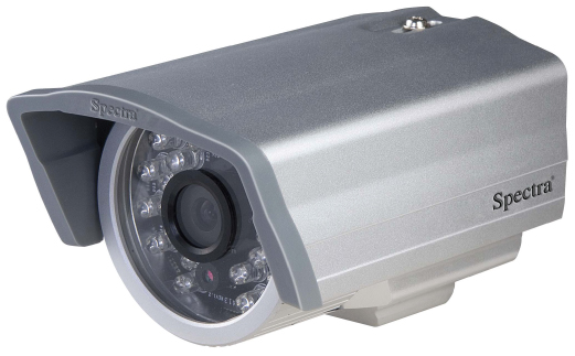 Spectra SP-2CC112P-IR3 Analog Box Kamera