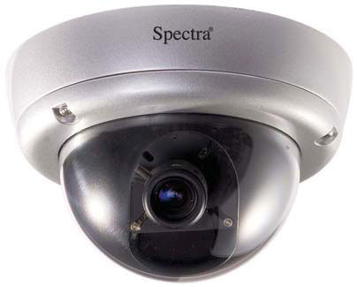 Spectra SP-2CC512P-FB Analog Dome Kamera