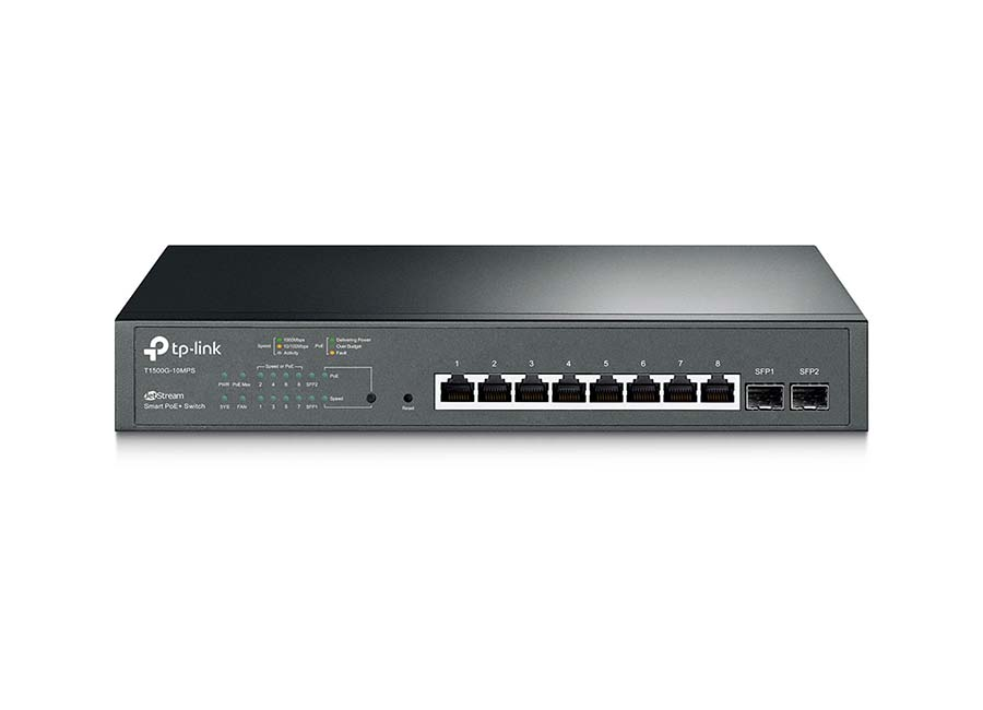 TP-Link TL1500G 10MPS PoE Switch