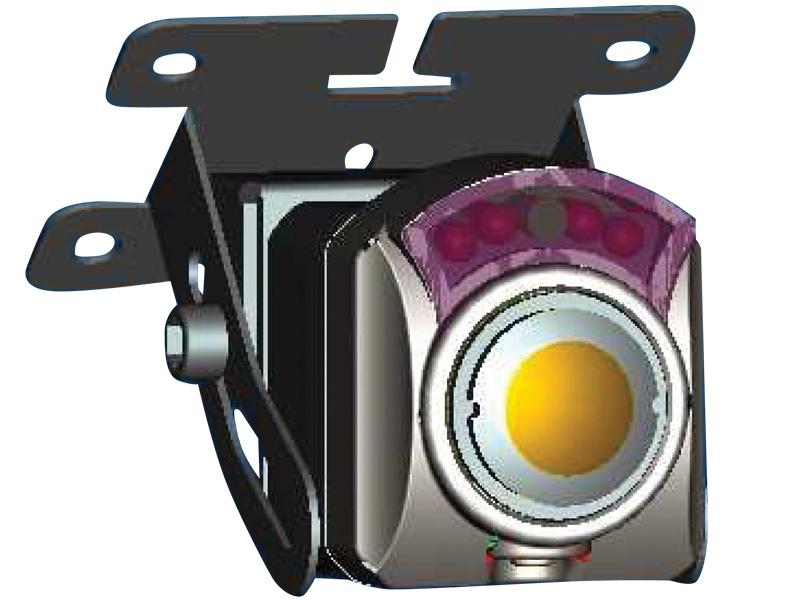 Tecnosec MB 560IR Araç Kamerası