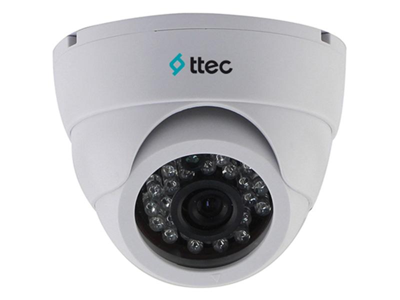 Ttec CAM IDM1010 AHD Dome Kamera