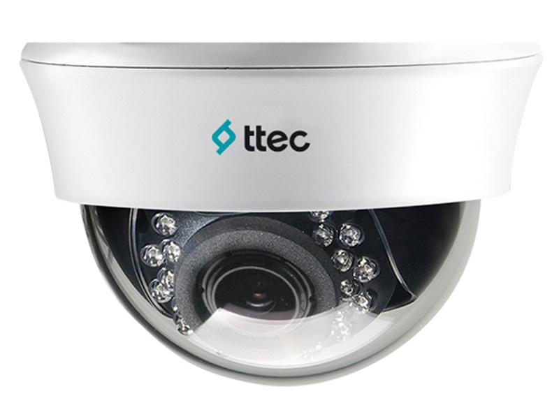 Ttec CAM IDM1010V AHD Dome Kamera