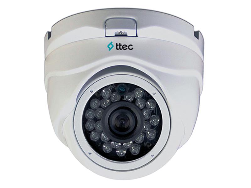 Ttec CAM IDM1013 AHD Dome Kamera