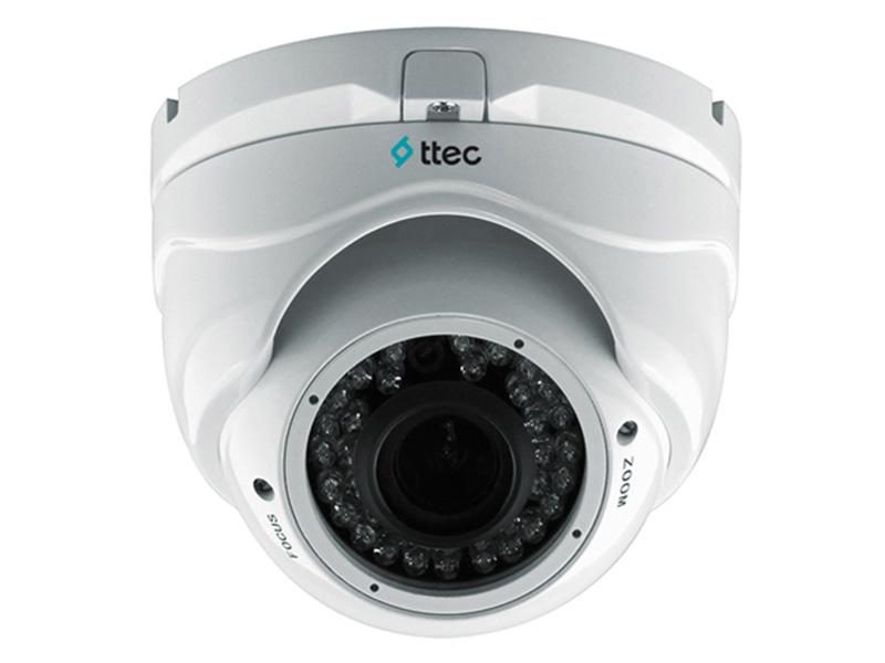 Ttec CAM IDM1020V AHD Dome Kamera